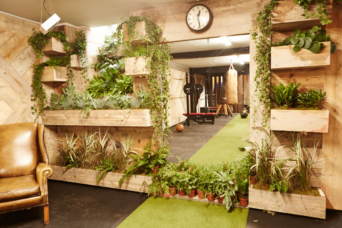 TERRA HALE - London's 1st Eco-Spin Studio